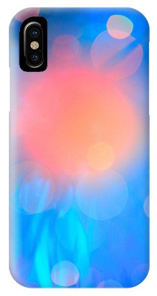 Evolution Orange IPhone Case