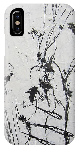 Excerpt 2 From Black And White 3 IPhone Case