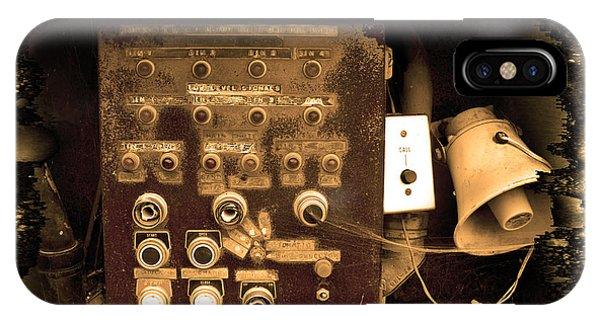 Exeter Concrete I I I - Abandoned IPhone Case