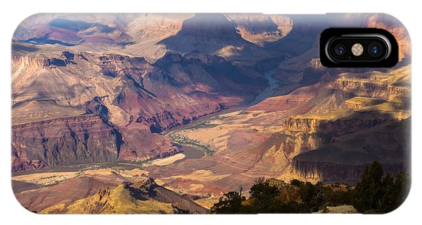 Expanse At Desert View IPhone Case