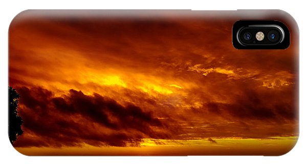 Explosive Morning IPhone Case