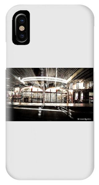 IPhone Case featuring the photograph Explozoom On A French Carousel by Stwayne Keubrick