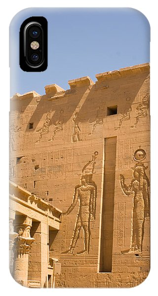 Exterior Wall Art IPhone Case