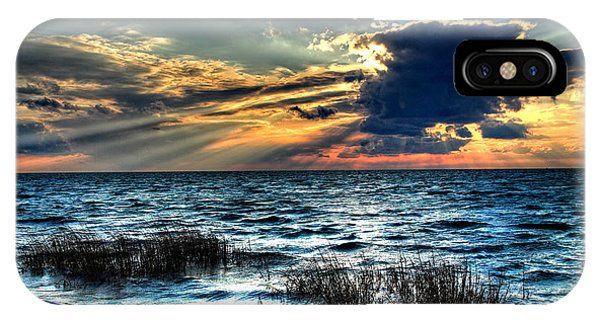 Extreme Sunset - Outer Banks IPhone Case