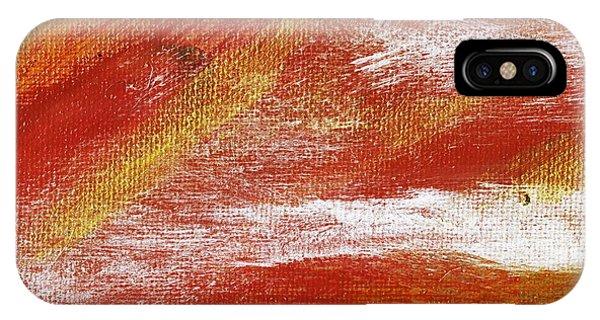 Exuberant Natural Phone Case by L J Smith