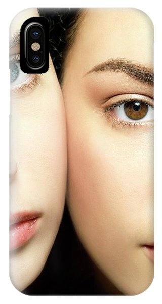 Eye Colour Phone Case by Kate Jacobs/science Photo Library