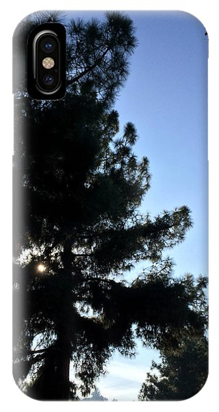 Eye Of Pine On Valleyheart Drive IPhone Case