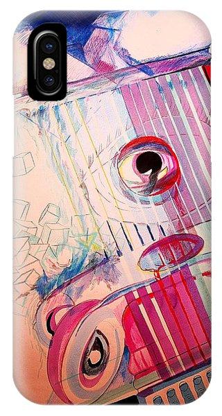 Eye On Art IPhone Case