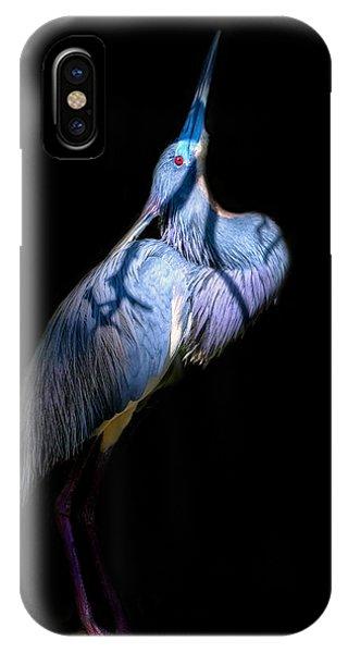Eye On Heaven IPhone Case