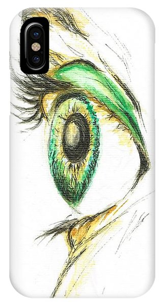 Eye Opener IPhone Case