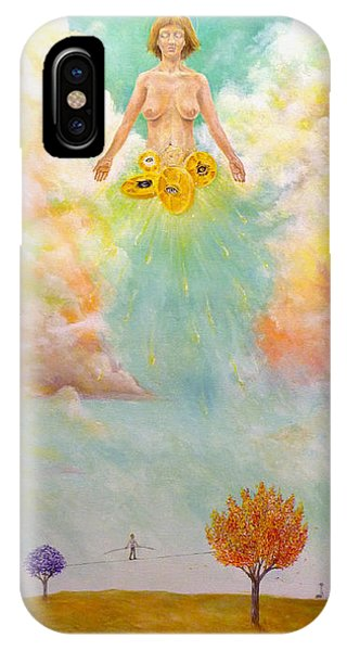 Ezekiel Revisited IPhone Case