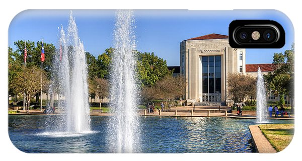 Ezekiel W. Cullen Building IPhone Case