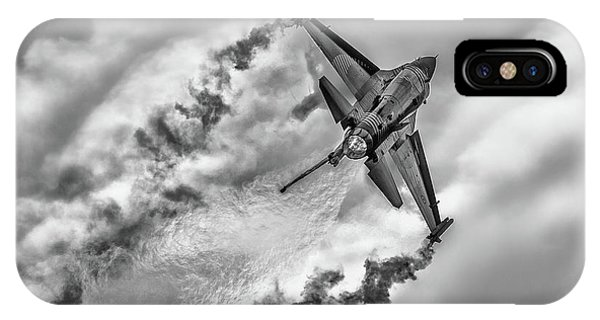 Airplanes iPhone Case - F-16 Solo Turk... by Rafa? Czernia