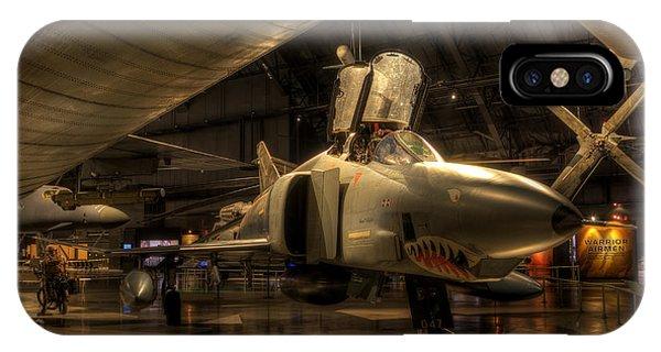 F-4 Phantom IPhone Case