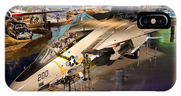 F14 Tomcat IPhone Case