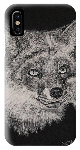Fabulous Mr. Fox IPhone Case