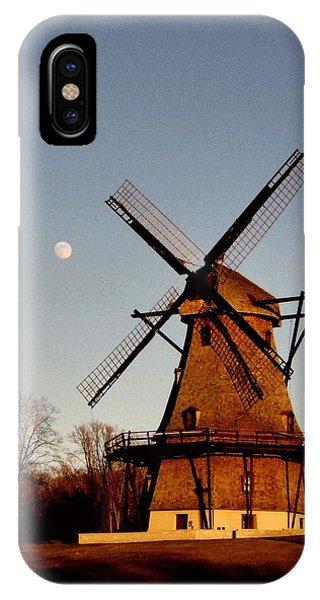 Fabyan Windmill IPhone Case