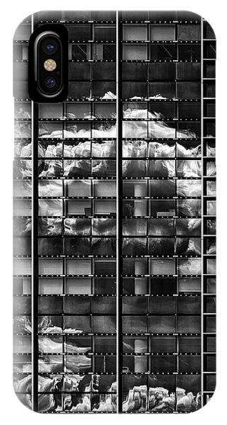 Facade iPhone Case - Facade Art by Greetje Van Son