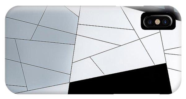 Facade iPhone Case - Facade Lines by Jeroen Van De
