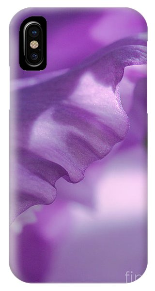 Face In A Glad  IPhone Case