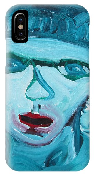 Face Two IPhone Case