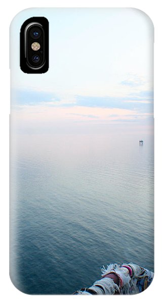 Facing Yalta IPhone Case