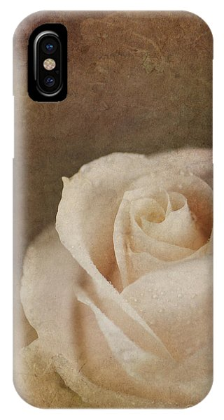Faded Beauty IPhone Case