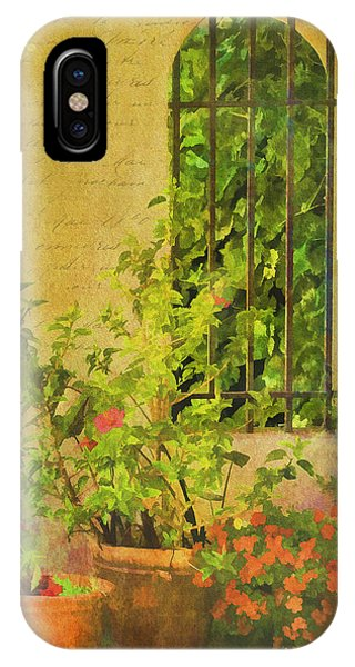 Faded Memories IPhone Case