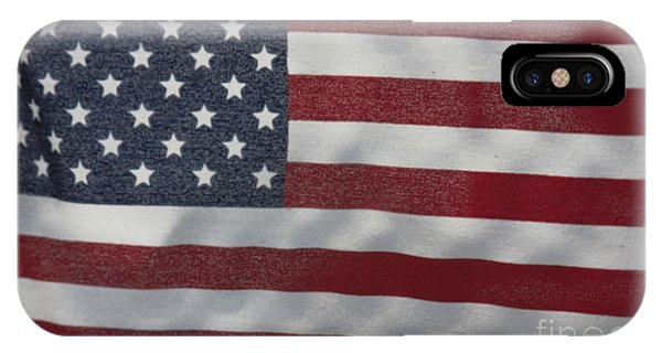 Faded Old Glory IPhone Case