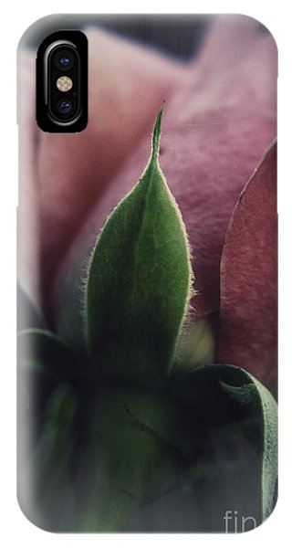 Faded Rose IPhone Case
