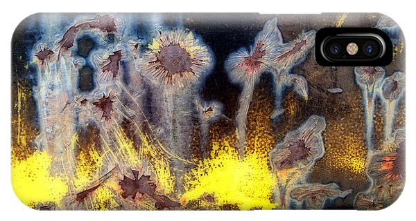 Fae And Fireworks Abstract IPhone Case