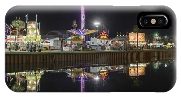 IPhone Case featuring the photograph Fair Reflections by Judy Hall-Folde