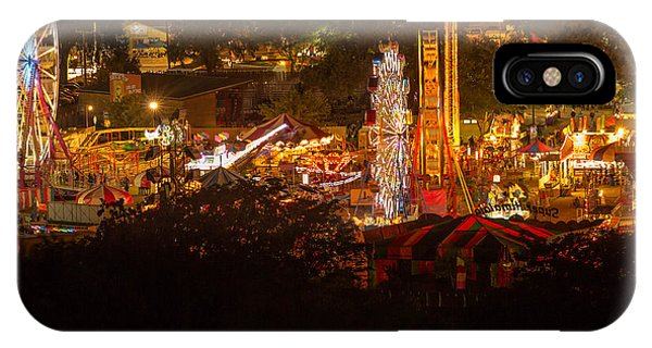 Fair Time In Paso Robles IPhone Case