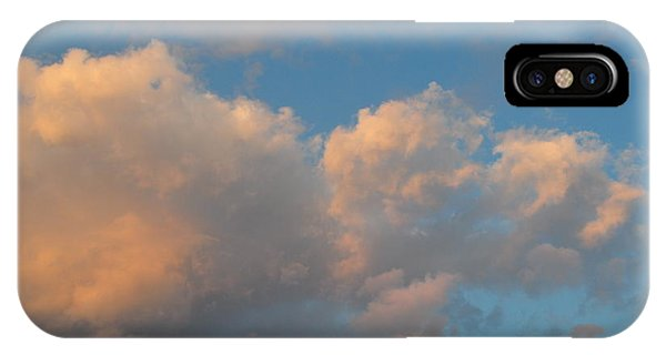 Fair Weather IPhone Case
