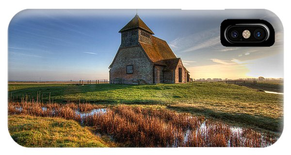 Fairfield Church IPhone Case