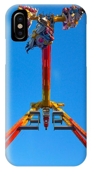 Funfair iPhone Case - Fairground Ride, Tramore, County by Panoramic Images