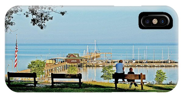 Fairhope Alabama Pier IPhone Case