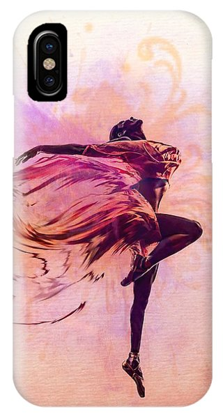 Fairy Dance IPhone Case