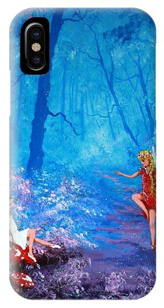 Fairy Dancer IPhone Case