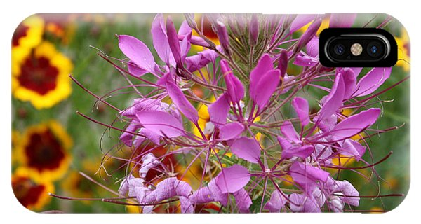 Fairy Flower IPhone Case