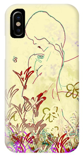 Fairy IPhone Case