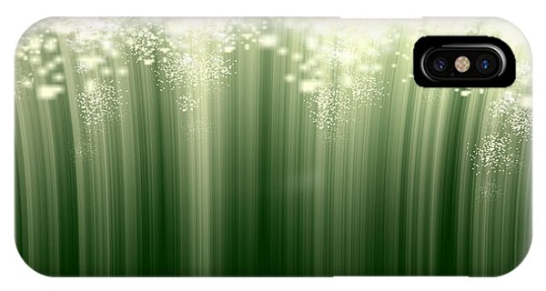 Fairy Grass IPhone Case