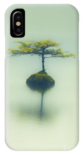 Fairy Lake Fir IPhone Case