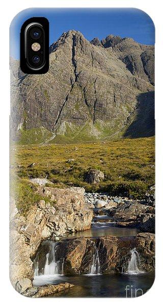 Fairy Glen iPhone Case - Fairy Pool - Skye by Brian Jannsen