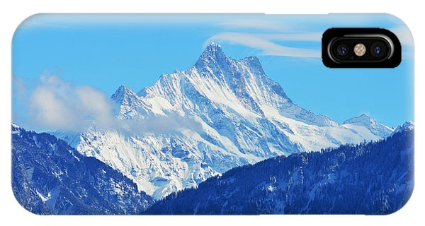 Fairy Tale In Alps IPhone Case