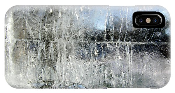 Freeze iPhone Case - Fairy Winter by Andr?? Pelletier