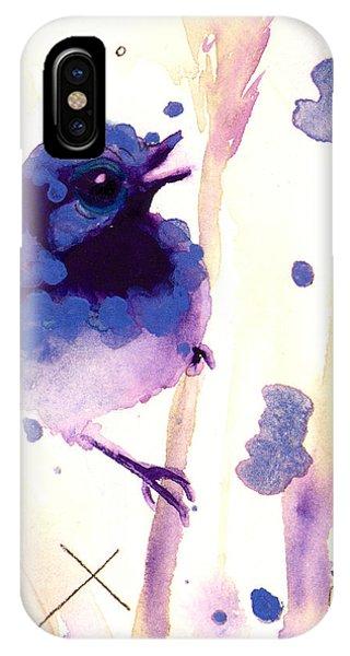 Fairy-wren IPhone Case