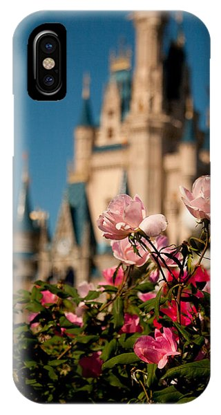 Fairytale Garden IPhone Case