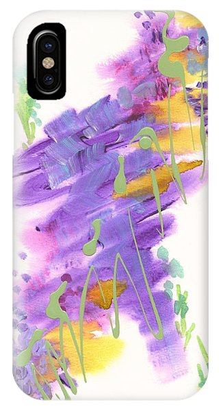 Faith The Final Frontier IPhone Case