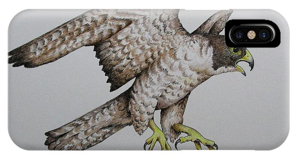 Falcon IPhone Case